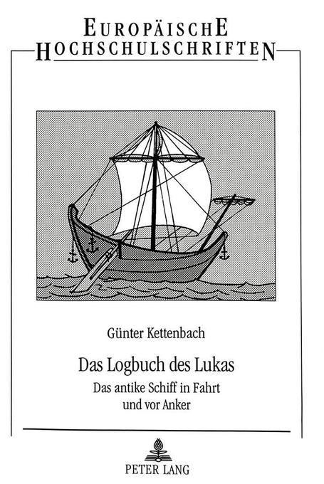 Das Logbuch des Lukas als Buch (kartoniert)