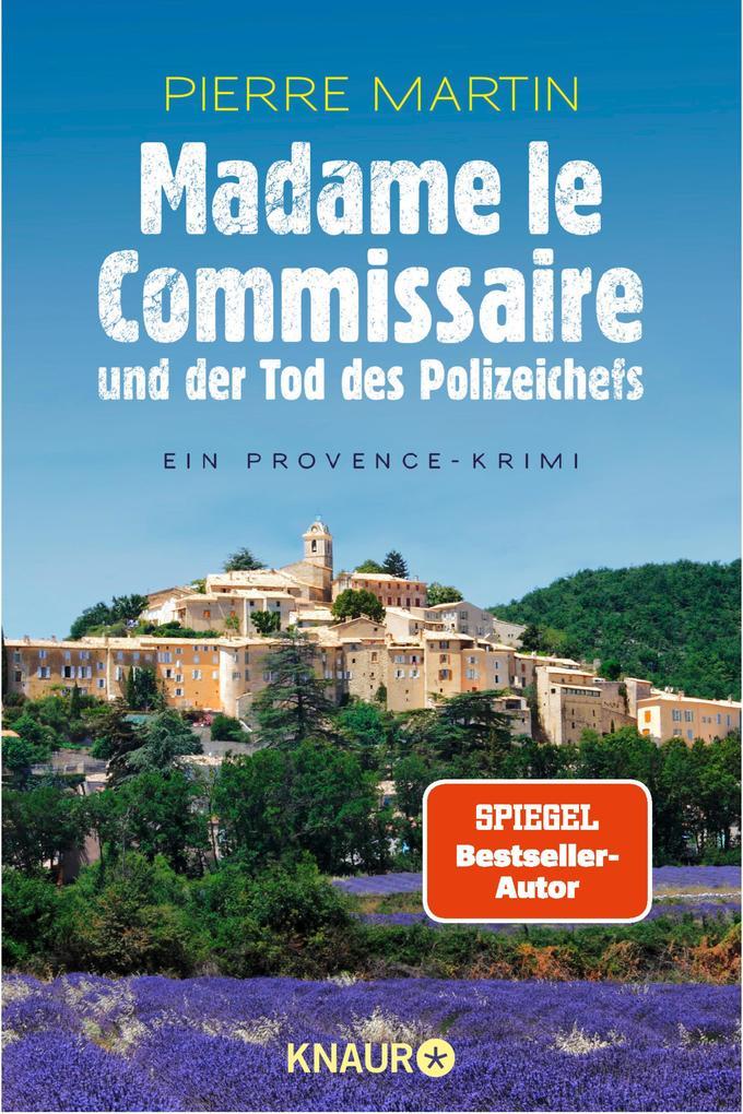 Madame le Commissaire und der Tod des Polizeichefs als eBook epub