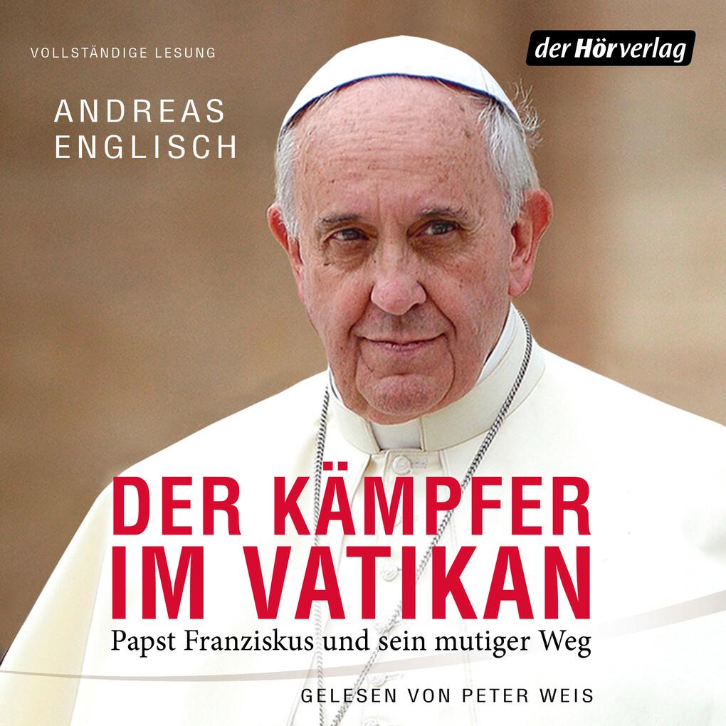 Der Kämpfer im Vatikan als Hörbuch Download