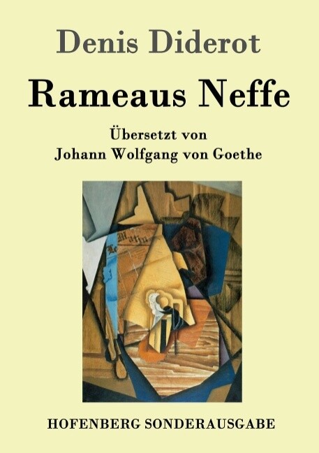 Rameaus Neffe als Buch (gebunden)