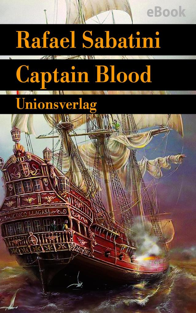 Captain Blood als eBook epub