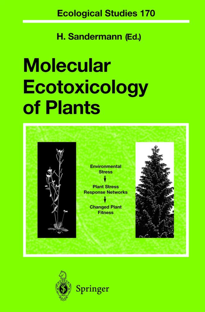 Molecular Ecotoxicology of Plants als Buch (gebunden)