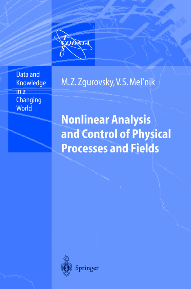Nonlinear Analysis and Control of Physical Processes and Fields als Buch (gebunden)