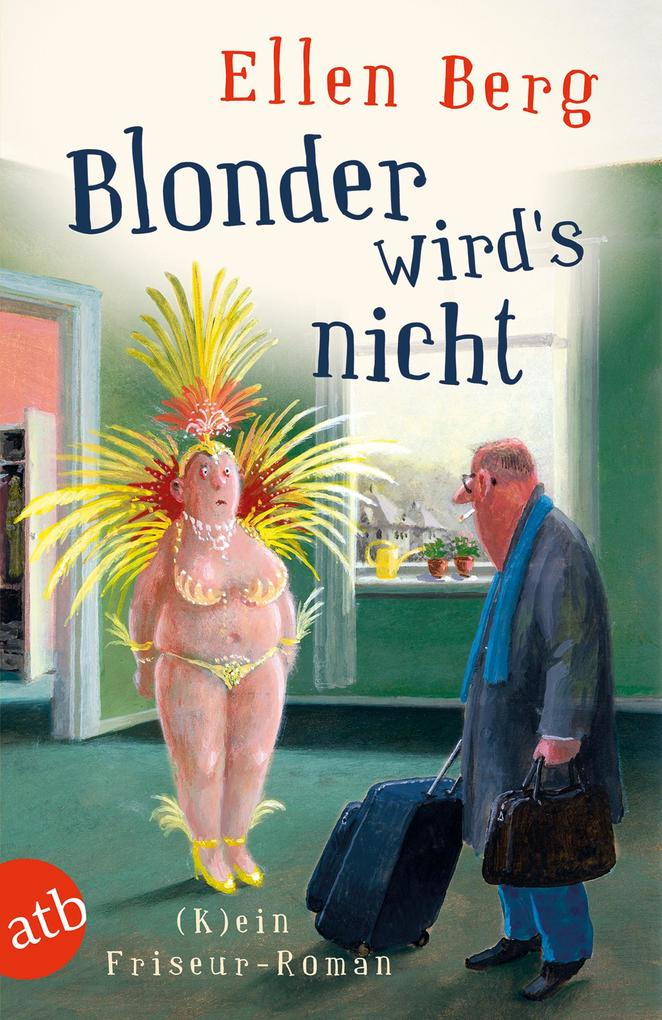 Blonder wird's nicht als Taschenbuch