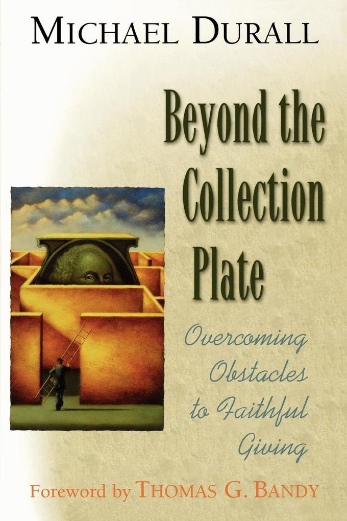 Beyond the Collection Plate als Taschenbuch