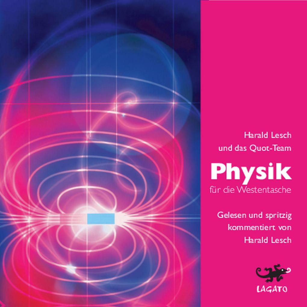 Physik für die Westentasche als Hörbuch Download