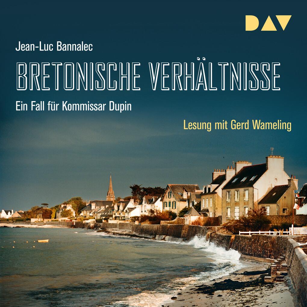 Bretonische Verhältnisse als Hörbuch Download