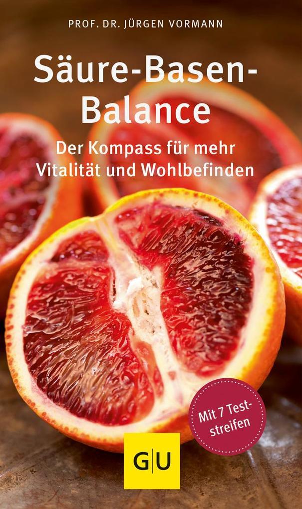 Säure-Basen-Balance als Buch