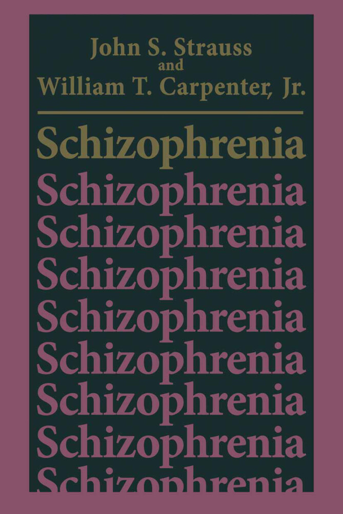 Schizophrenia als Buch (gebunden)
