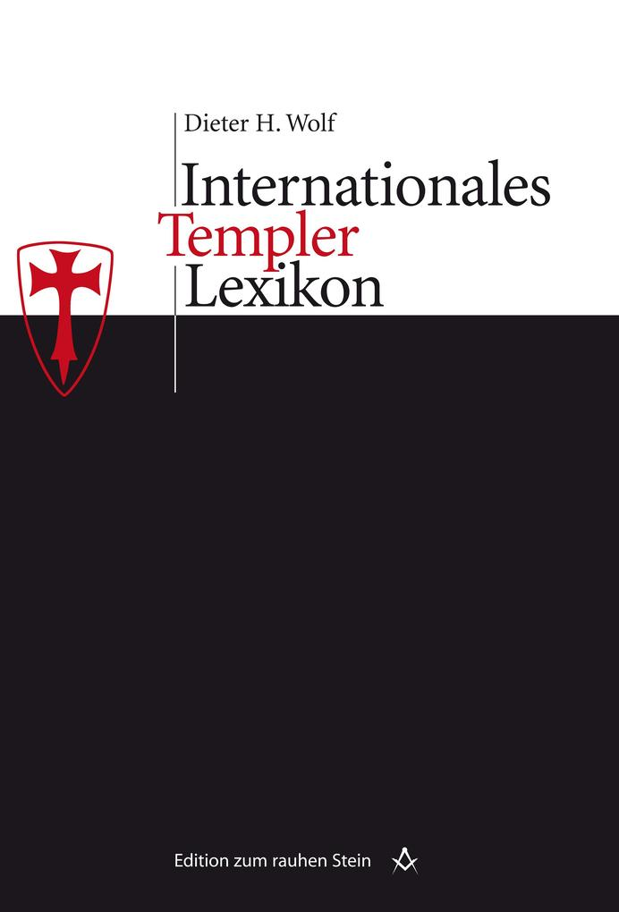 Internationales Templerlexikon als eBook epub