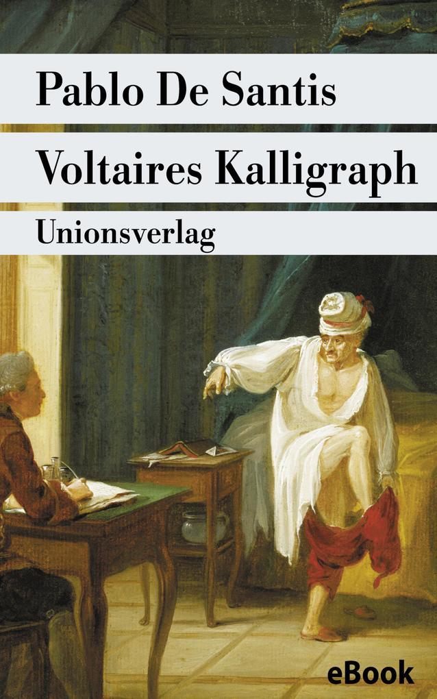 Voltaires Kalligraph als eBook epub