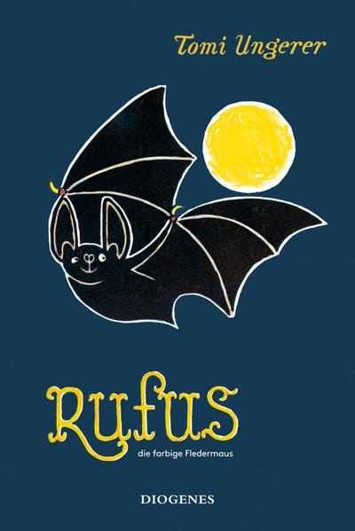 Rufus die farbige Fledermaus als Buch (gebunden)