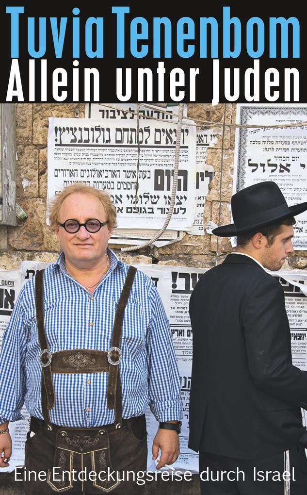 Allein unter Juden als Taschenbuch