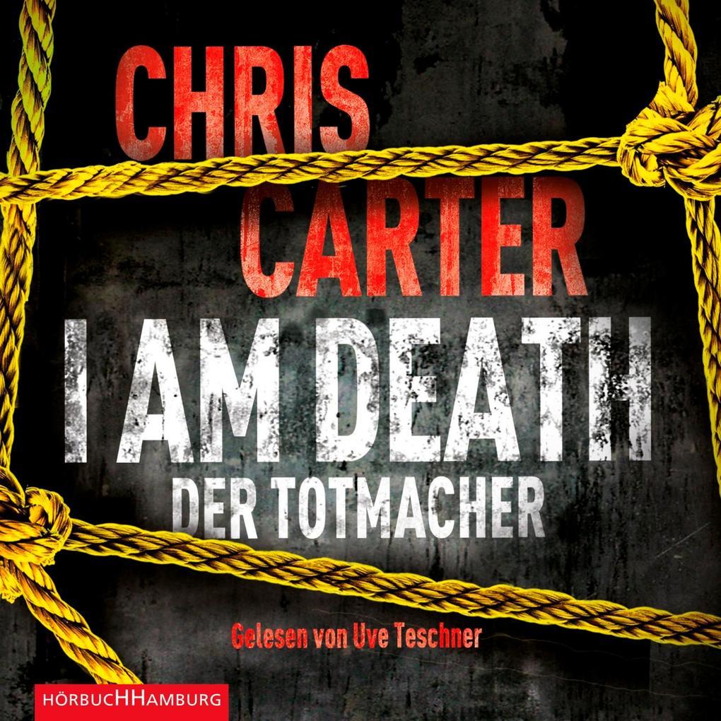 I Am Death. Der Totmacher als Hörbuch CD