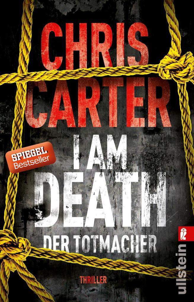 I Am Death. Der Totmacher als Taschenbuch