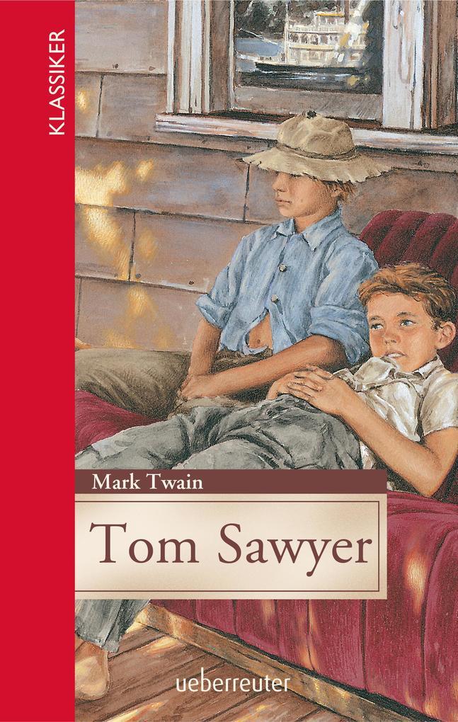 Tom Sawyer als Buch (gebunden)