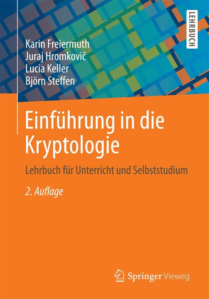 Einführung in die Kryptologie als eBook pdf