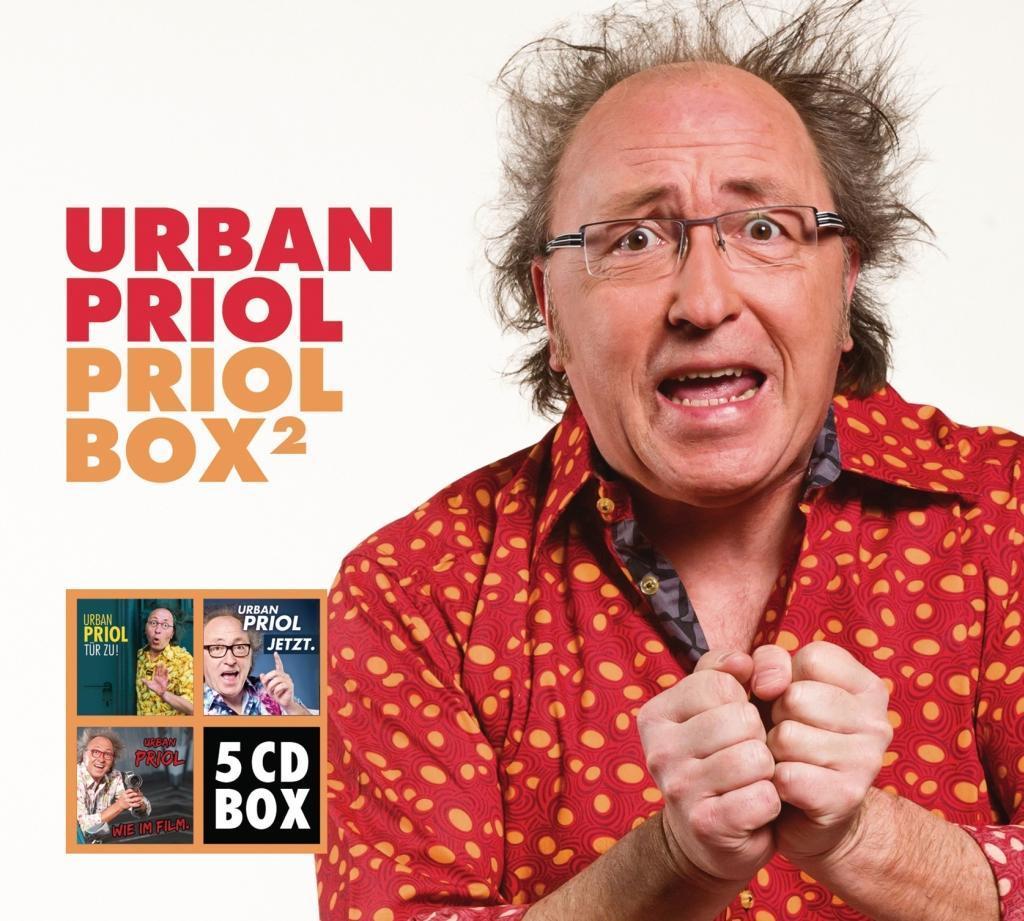 Priol Box 2 als Hörbuch CD