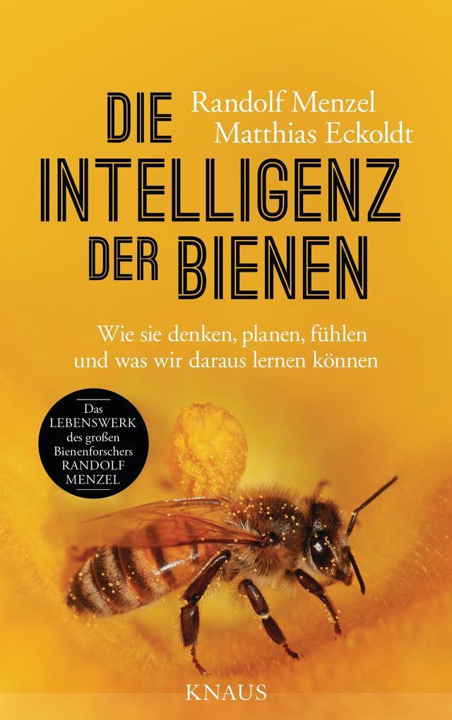 Die Intelligenz der Bienen als Buch (gebunden)