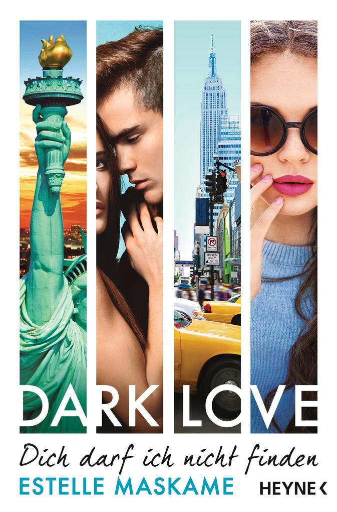DARK LOVE 02 - Dich darf ich nicht finden als Taschenbuch
