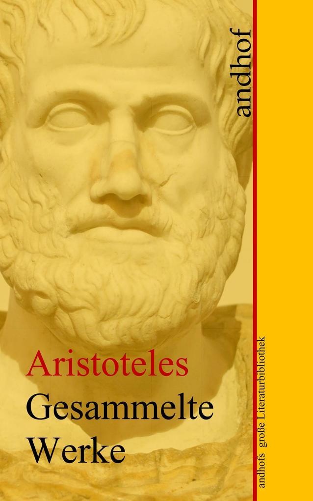 Aristoteles: Gesammelte Werke als eBook epub