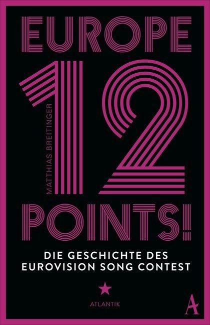 Europe - 12 Points! als Taschenbuch