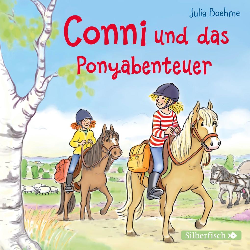 Conni und das Ponyabenteuer als Hörbuch CD