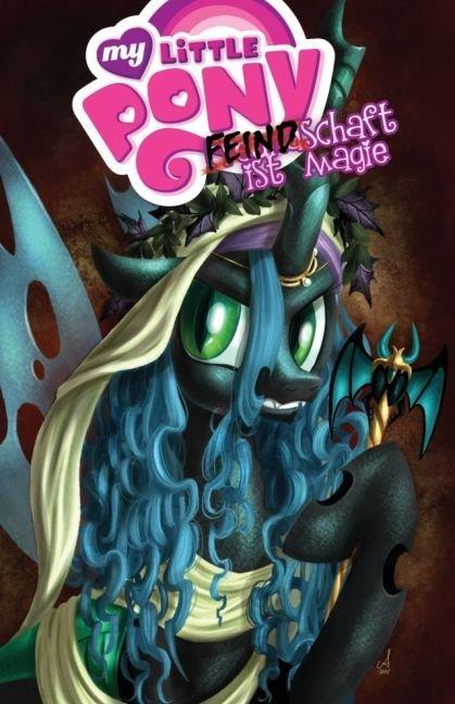 My little Pony - Feindschaft ist Magie - Sammelband als Taschenbuch