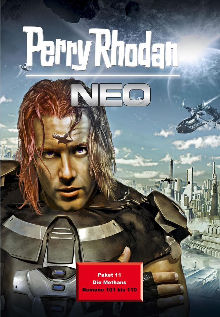 Perry Rhodan Neo Paket 11: Die Methans als eBook epub