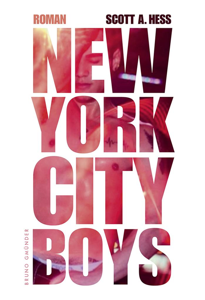 New York City Boys als eBook epub