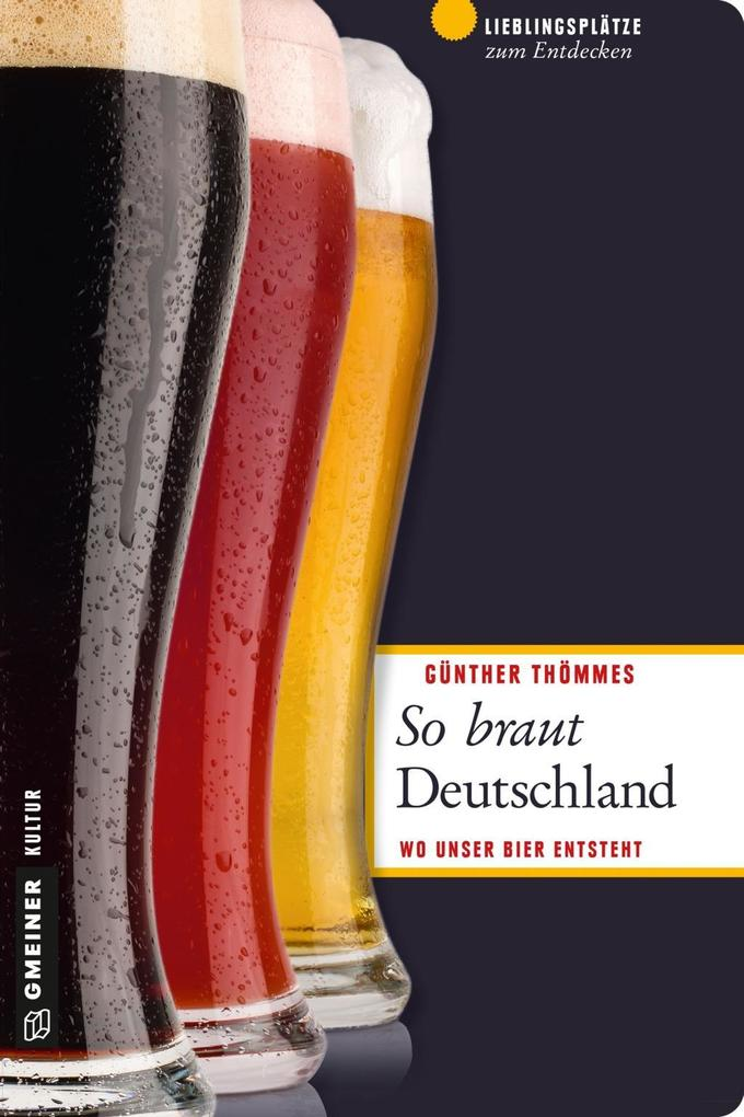 So braut Deutschland als Taschenbuch