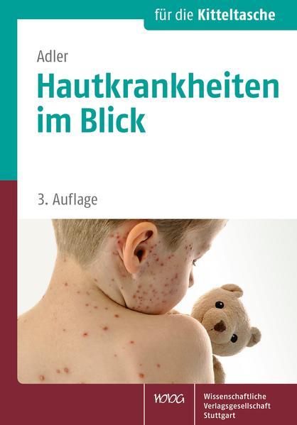 Hautkrankheiten im Blick als Buch