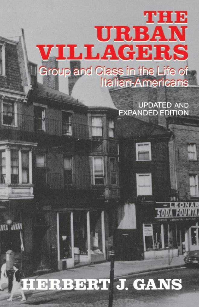 The Urban Villagers als Taschenbuch