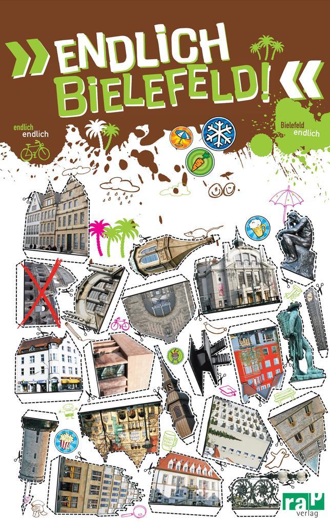 Endlich Bielefeld! als eBook pdf