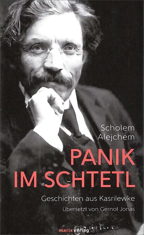 Panik im Schtetl als Buch (gebunden)
