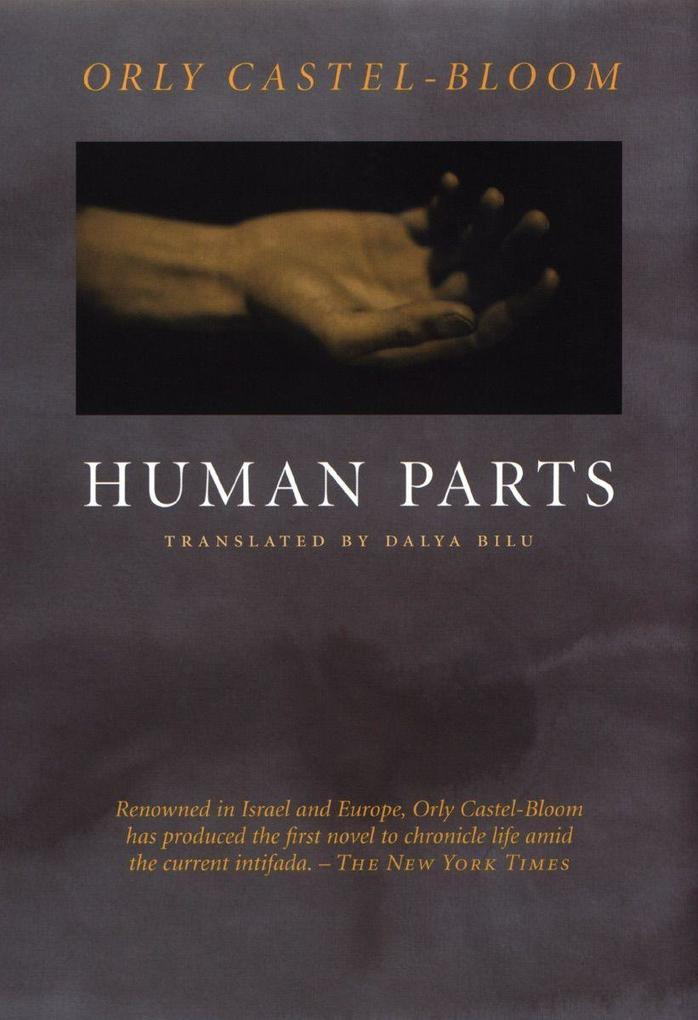 Human Parts als Buch (gebunden)