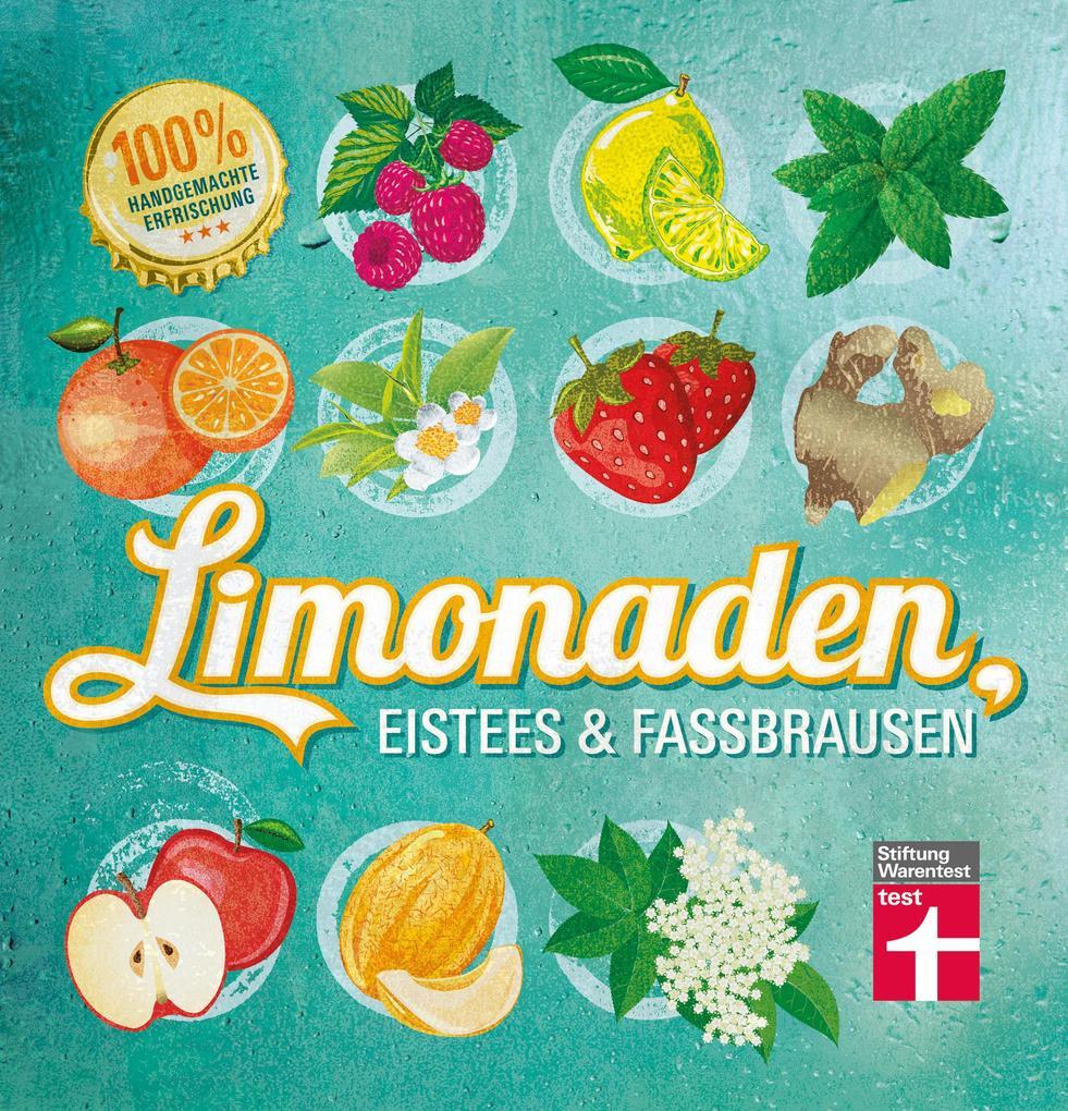 Limonaden, Eistees & Fassbrausen als Buch