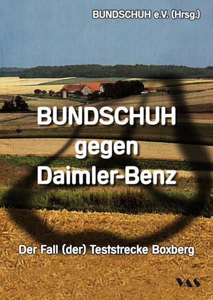 BUNDSCHUH gegen Daimler-Benz als Buch (kartoniert)