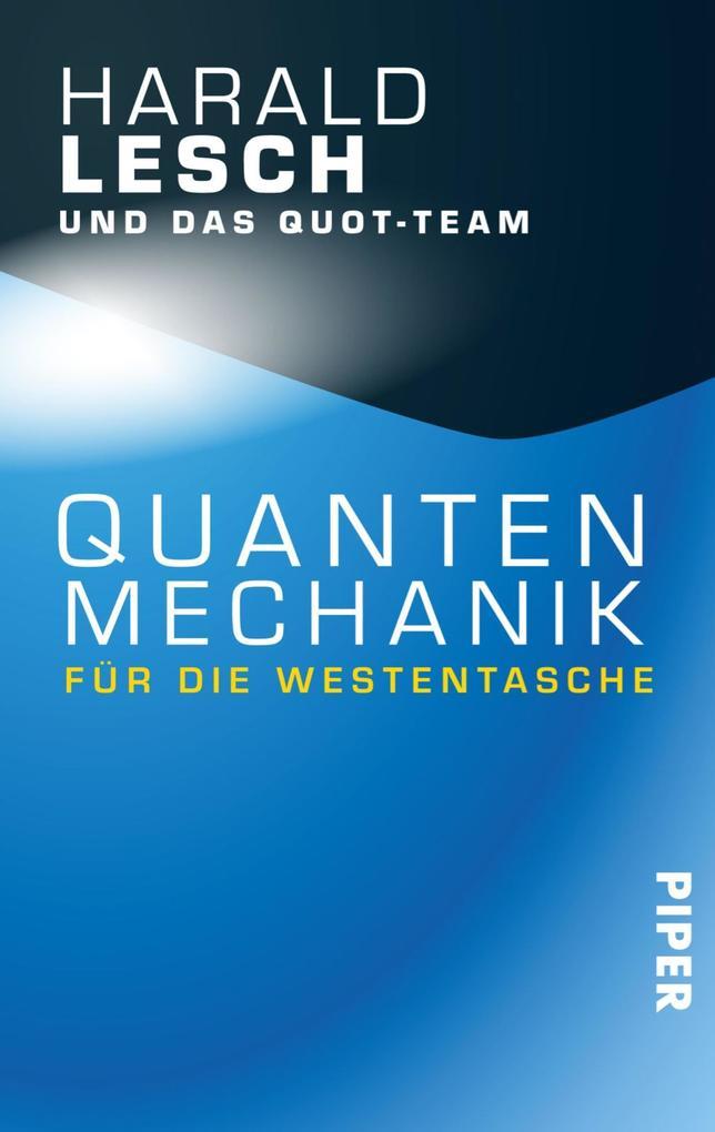 Quantenmechanik für die Westentasche als eBook epub