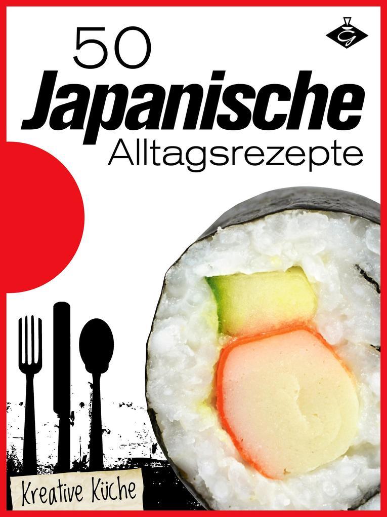 50 japanische Alltagsrezepte als eBook