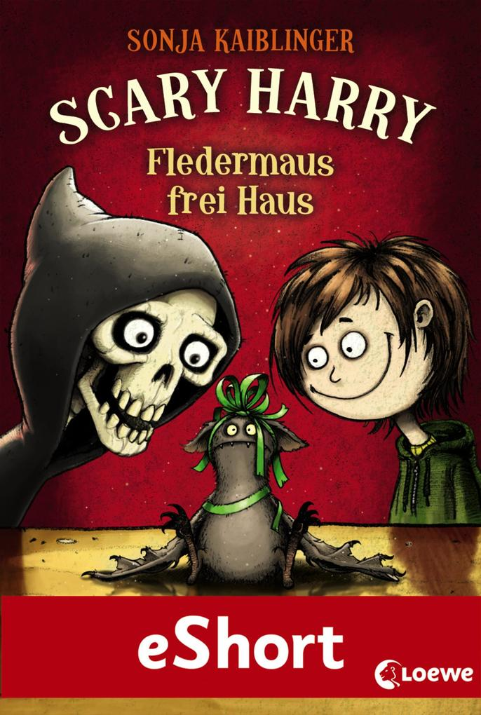 Scary Harry - Fledermaus frei Haus als eBook epub