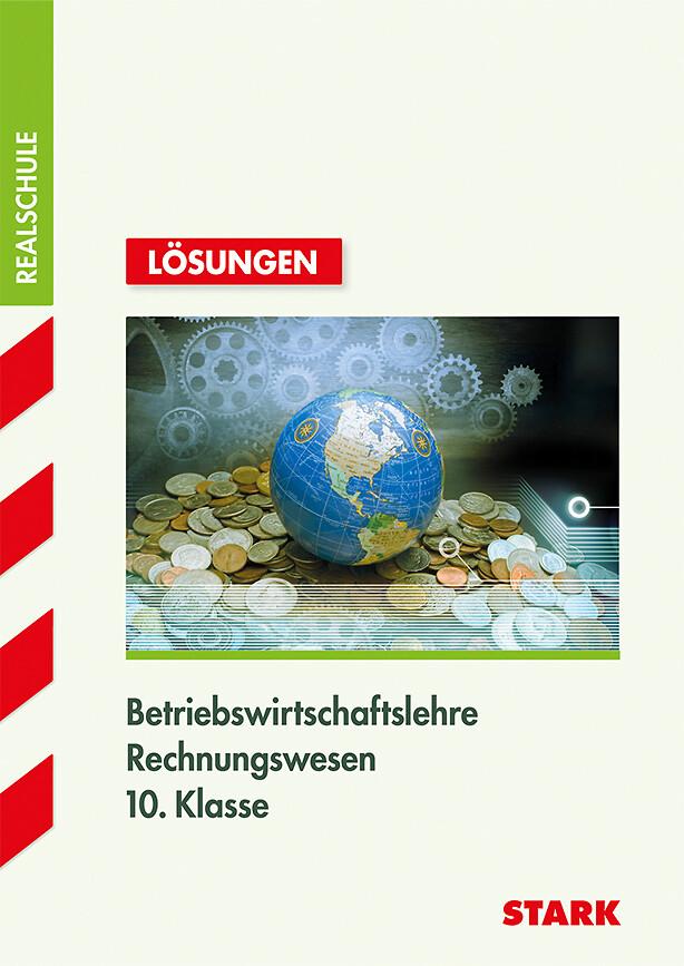 Training Realschule - Betriebswirtschaftslehre/Rechnungswesen 10. Klasse Lösungsheft als Buch (kartoniert)