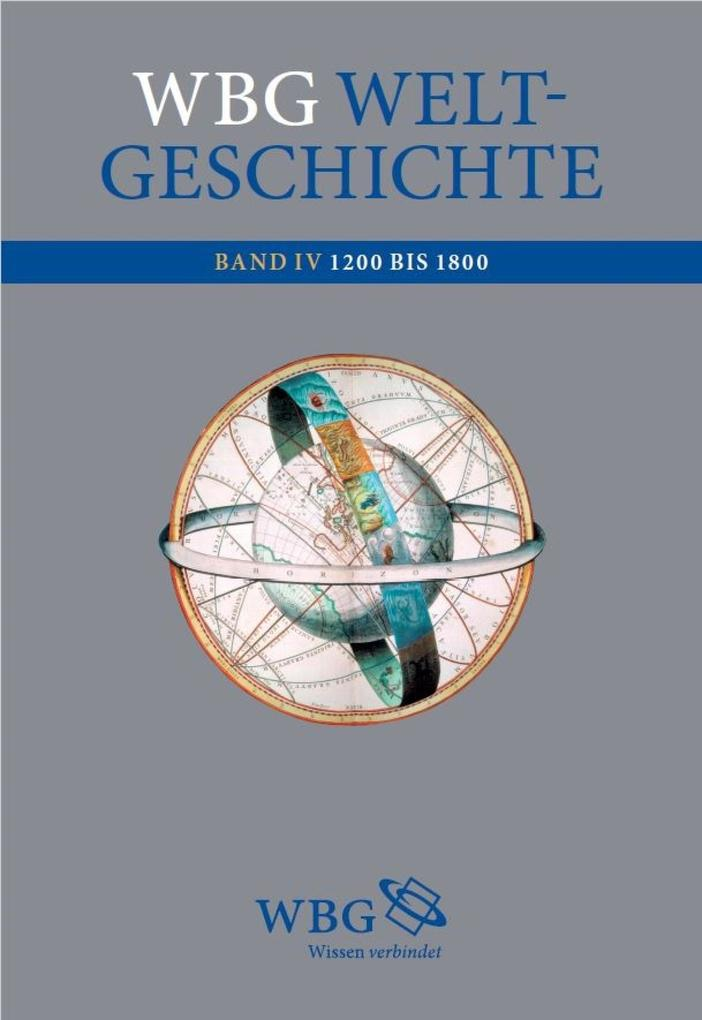 wbg Weltgeschichte Bd. IV als eBook epub