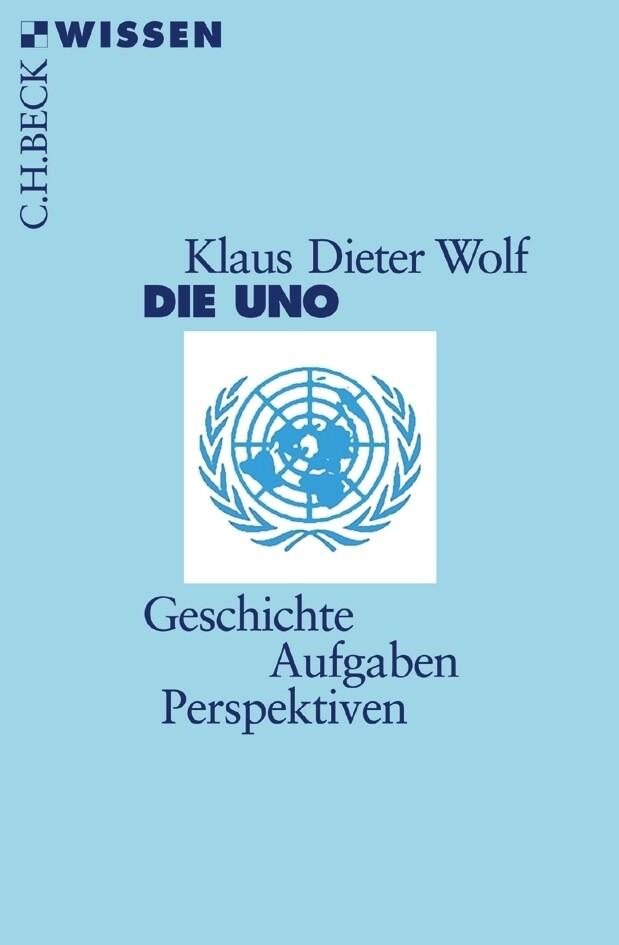 Die UNO als Taschenbuch