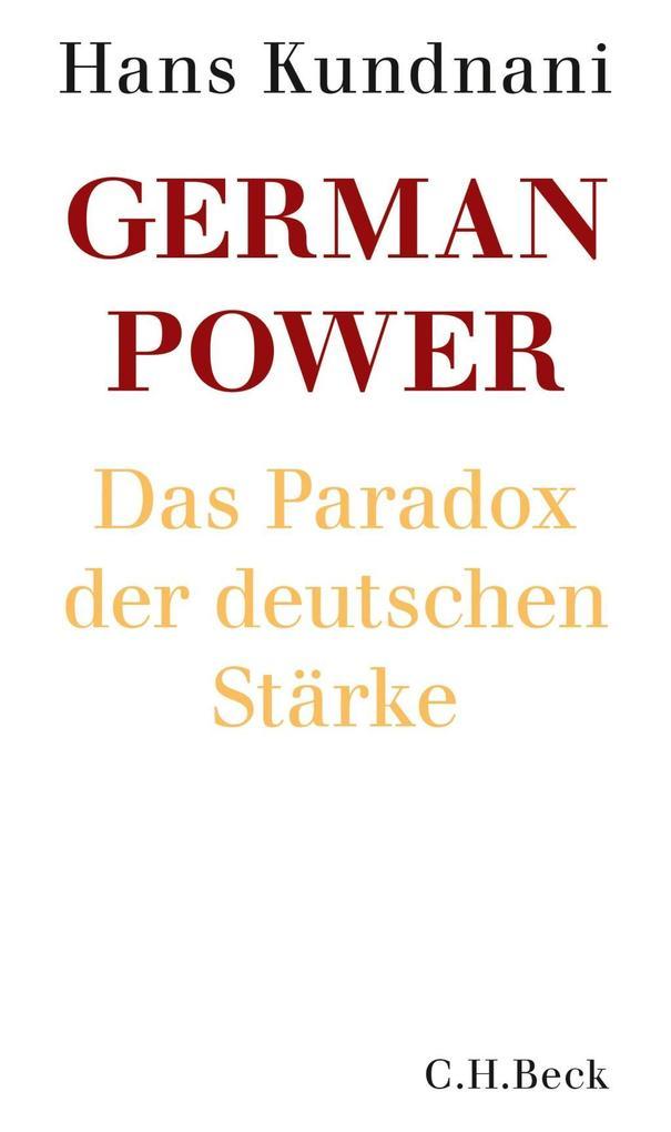 German Power als Buch