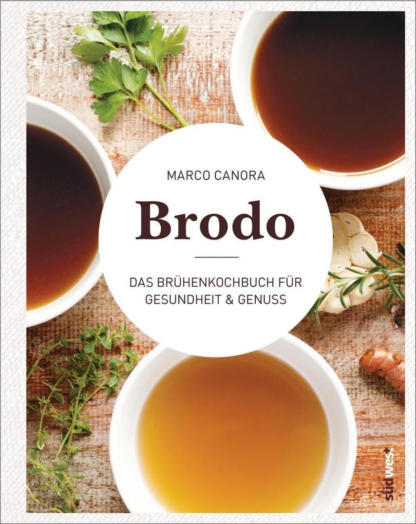 Brodo als Buch (gebunden)