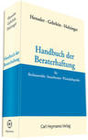 Handbuch der Beraterhaftung