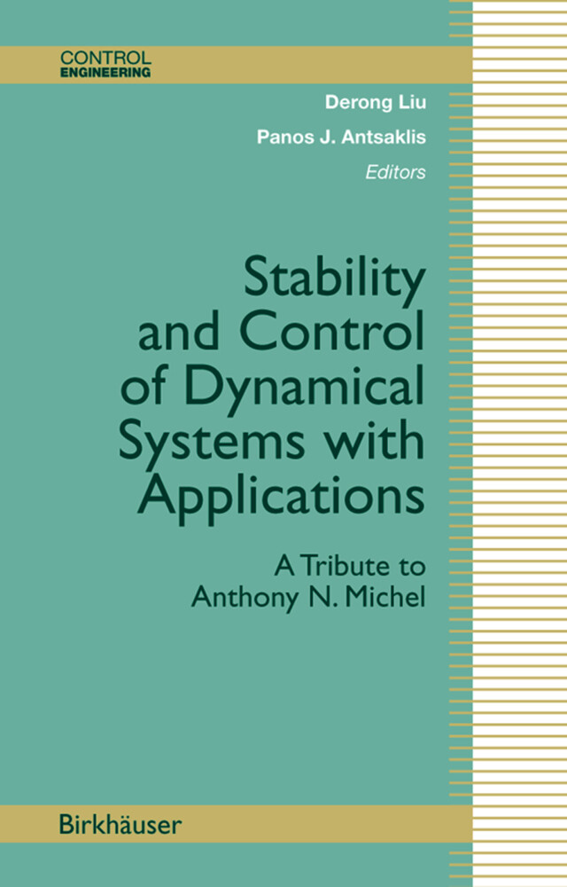 Stability and Control of Dynamical Systems with Applications als Buch (gebunden)