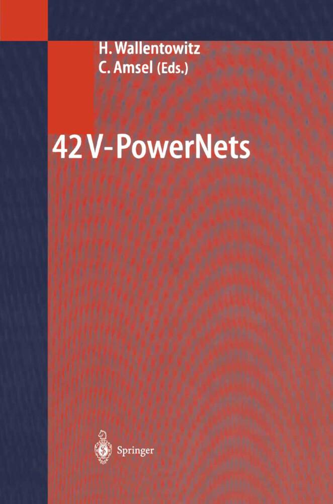 42 V-PowerNets als Buch (gebunden)