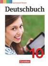 Deutschbuch Gymnasium 10. Schuljahr (nur für das G9) - Hessen - Schülerbuch